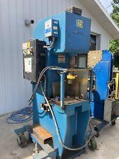 Parker Hannifin C Frame Hydraulic Press