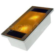 Solar Pflasterstein 10x20cm als LED Bodenstrahler Solar mit gelber LED