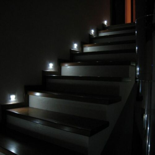 Onyx LUNEX LED Wall Light Stair Light Stairs Light Stage Light Fixture