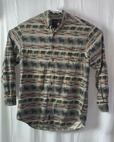 John Rich and Bros Woolrich Ranch style Vintage bu