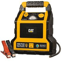 Cat 1000 Peak Amp Battery Jump-Starter | Power Station | Compressor