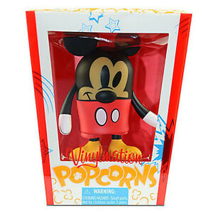 CLASSIC-MICKEY-MOUSE-Disney-Theme-Parks-Popcorns-Series-Vinylmation-Figurine-NEW