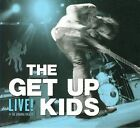 Live! @ The Granada Theater [PA] [Digipak] by The Get Up Kids (CD, May-2005, Vagrant)