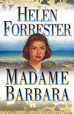 """""""AS NEW"""" Forrester, Helen, Madame Barbara, Paperback Book"""