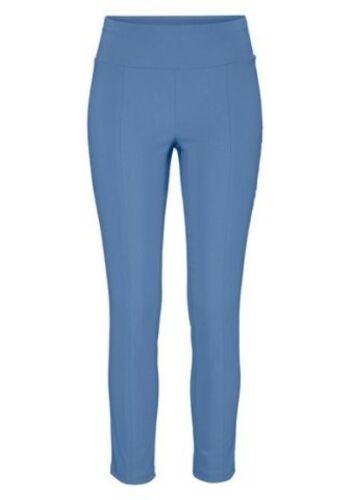 Chillytime Damen 7//8 Bengalinhose Hose Bengalin Stretch blau 568573