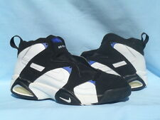 Vintage 1995 Nike Air DVST8 Devastate White/Black-Bright Concord OG Size 12