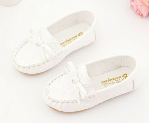 Baby Kids Toddler Boy Girls Casual Soft Flat Loafers Moccasin-gommino Shoe Zsell