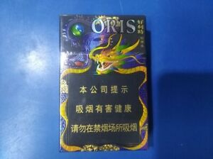 China-unopened-full-hard-pack-Oris-double-click-menthol-and-spearmint