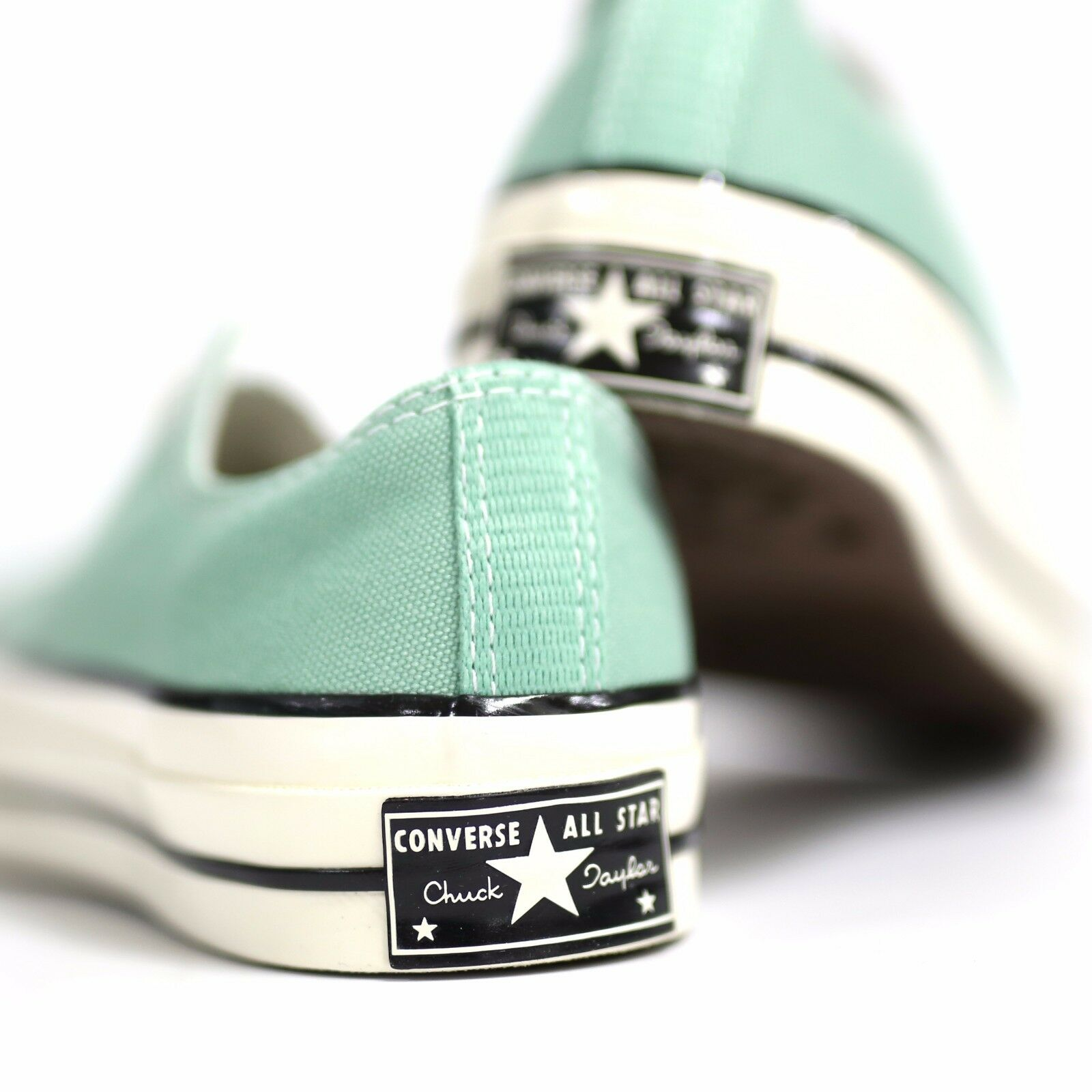 f8b39827cda Converse Chuck Taylor All Star Low 1970s Peppermint Green First String  155761C