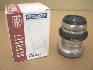 Wholesale-Lot-of-Twenty-20-New-Ritchey-Logic-Threaded-Headsets-1-1-8-034-Sizing