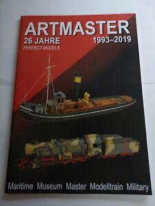 Artmaster-26-Jahre-Katalog-Magazin-1993-2019-63-Seiten