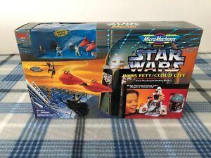 VTG-NIB-Star-Wars-Micro-Machines-Space-Boba-Fett-Cloud-City-Galoob-65816
