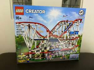 LEGO-10261-Creator-Roller-Coaster-Brand-new-seals-intact