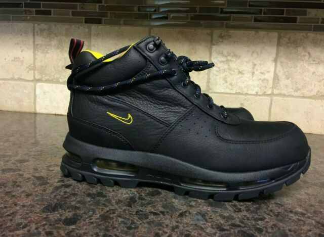 Nike Men's ACG Air Max Goadome Black Boots BQ3454 001 NEW
