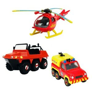 Hydrus-Venus-Helicopter-Set-Vehicles-The-Cast-Mini-Series-Fireman-Sam