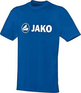 Jako T-shirt Promo Royal Blau Gr.140 Gr.152 Gr.164 Gr.s Gr.l 100% Baumwolle