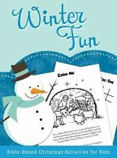 Winter Fun:  Bible-Based Christmas Activities for Kids