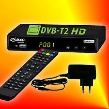 Comag SL65T2 H.265 HEVC DVB-T/T2 HD Receiver USB 2.0 PVR Ready HDMI Irdeto
