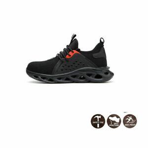 Work Shoes Steel Toe Cap Boots UK