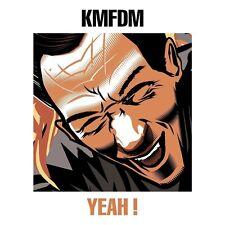 KMFDM - YEAH !   CD NEU