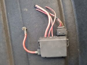 Details about VW GOLF MK4 BATTERY TERMINAL FUSE BOX 1J0 937 550 AC on
