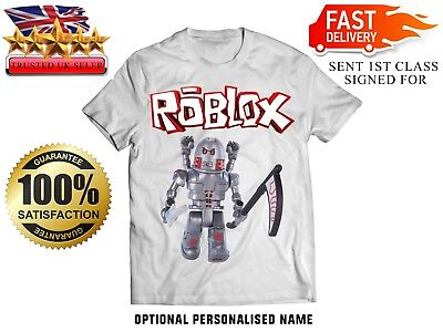 Kids Roblox Cartoon Boys Girls Christmas T Shirt Tshirt Xmas Game 7 To Enjoy High Reputation In The International Market Clothes, Shoes & Accessories T-shirts, Tops & Shirts