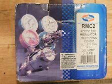Uniweld Acetylene Regulator Rmc2