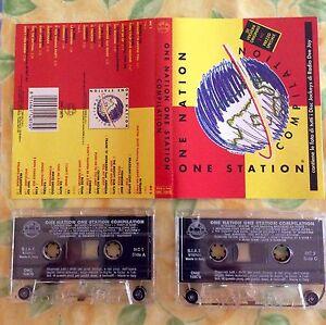One Nation One Station (doppia musicassetta) - Italia - One Nation One Station (doppia musicassetta) - Italia
