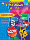 Grammar Rules!, Grades 1 - 2: High-Interest Activities for Practice and Mastery of Basic Grammar Skills by Jillayne Prince Wallaker (Paperback / softback, 2003)