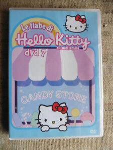 Le fiabe di hello kitty e i suoi amici vol. 7 dvd cartone animato ebay