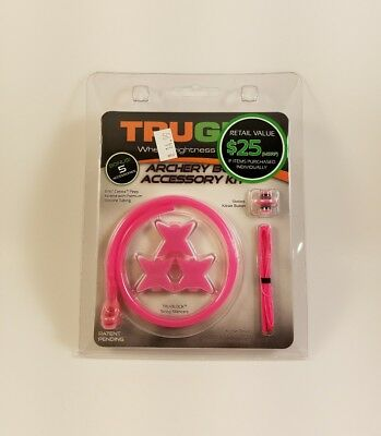 Accessories Spirited Tru-glo Tg601d Bow Accessory Kit Includes Five Popular Bow Accessories Pink To Win A High Admiration