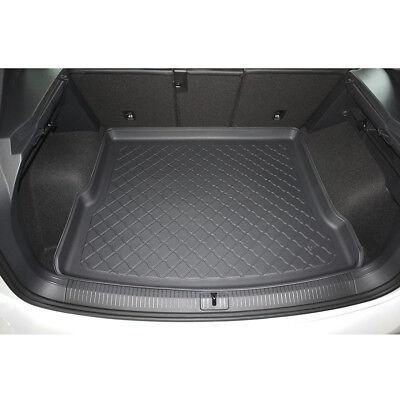 Gummi Kofferraumwanne für VW Tiguan II AD1 ab Bj.2016 obere Ladefl Gummimatten