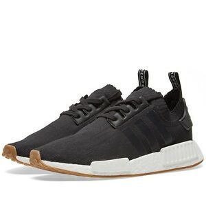 f32dc0b35 Adidas NMD R1 PK Gum Pack Core Black Primeknit BBA1887 All Sizes ...