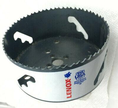 LENOX T3 Hole Saw Bi Metal 3 1//2 Inch Speed Slot USA 1772012