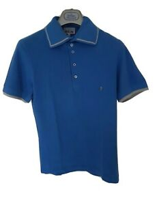 Mens-chic-MAN-by-VIVIENNE-WESTWOOD-short-sleeve-polo-shirt-size-small-RRP-195