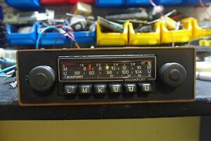 Oldtimer-BLAUPUNKT-FRANKFURT-autoradio-mit-2-lautsprecherausgaenge