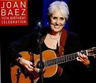 75th Birthday Celebration [Digipak] by Joan Baez (CD, Jun-2016, 2 Discs, Razor & Tie)