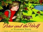 Peter and the Wolf by Vladimir Vasil'evich Vagin (2000, Hardcover)