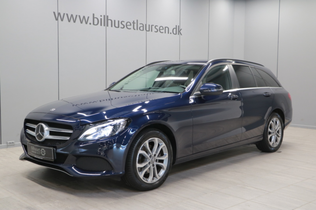 Mercedes C220 d 2,2 Business stc. aut. Diesel aut.…