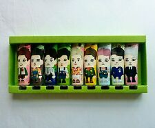 EXO Nature Republic Paper Toy Hand Cream Set of 9 (All Members)