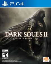 Dark Souls 2 II Scholars of the First Sin PS4 English Portuguese Spanish French