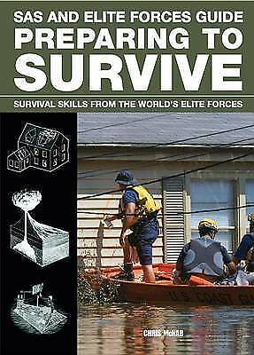 1 of 1 - SAS and Elite Forces Guide Preparing to Survive, Paperback