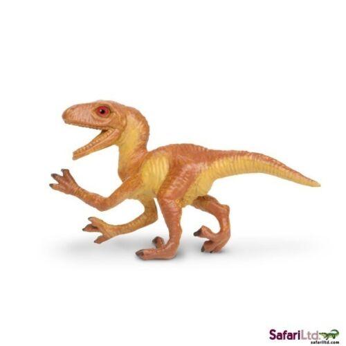 Velociraptor Baby 8 cm Serie Dinosaurier Safari Ltd 302029