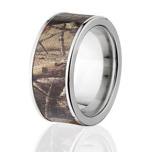 Realtree Camo Wedding Rings | New Realtree Ap Camo Rings Branded Realtree Camo Wedding Band Ebay