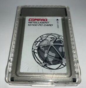 COMPAQ NETELLIGENT PC CARD DRIVERS FOR WINDOWS 7