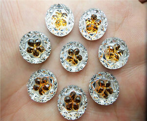 DIY-40PCS-12mm-Resin-Round-flatback-Scrapbooking-for-phone-wedding-craft-FS04