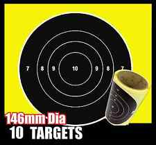 10 targets compatible for Nerf Guns  SMALL WALL TARGET  STICKER