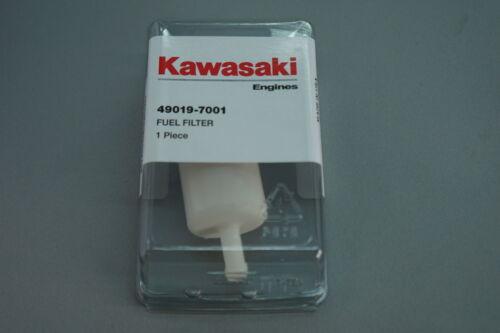 GENUINE OEM KAWASAKI 49019-0027 FUEL FILTER REP 49019-7001 49019-0707 49019-0014