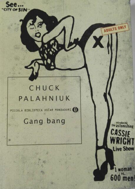 LIBRO GANG BANG - CHUCK PALAHNIUK