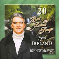 Johnny McEvoy - 20 Best Loved Songs - CD Irish Country NEW